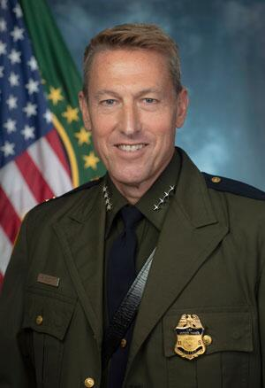Chief, United States Border Patrol Rodney S. Scott