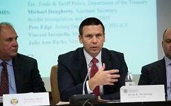 Acting Commissioner McAleenan at the COAC meeting