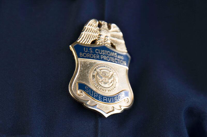 CBP Office of Field Operations Badge