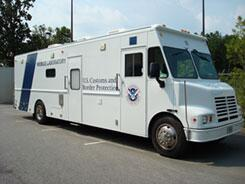 Customs Mobile Lab