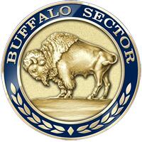 Buffalo Sector challenge coin