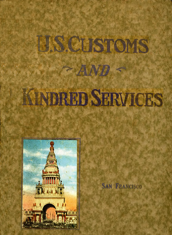 Cover of U.S. Customs and Kindred Services PDF