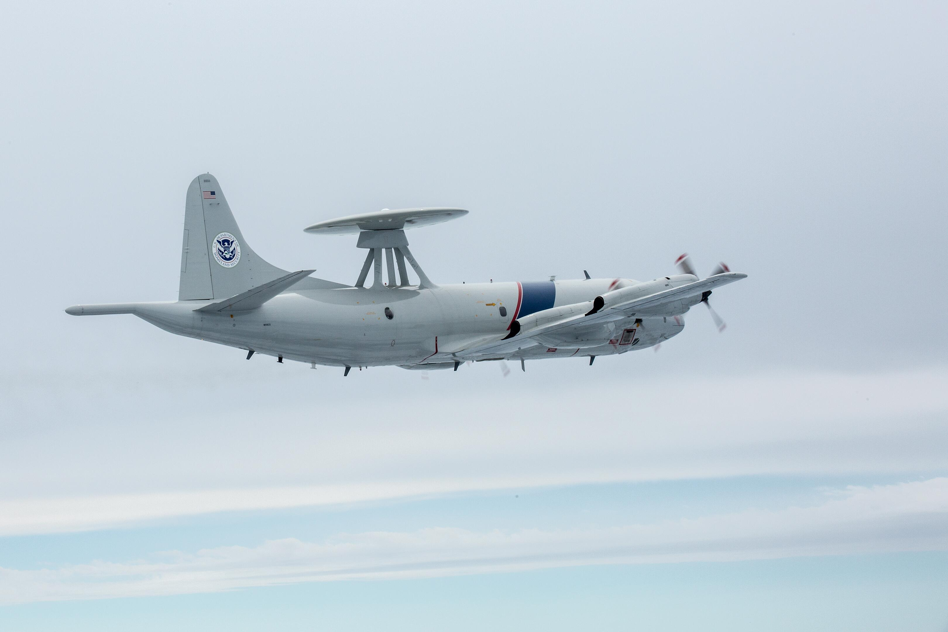 P-3 Airborne Early Warning aircraft