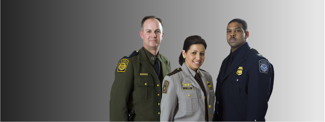 3 CBP officers