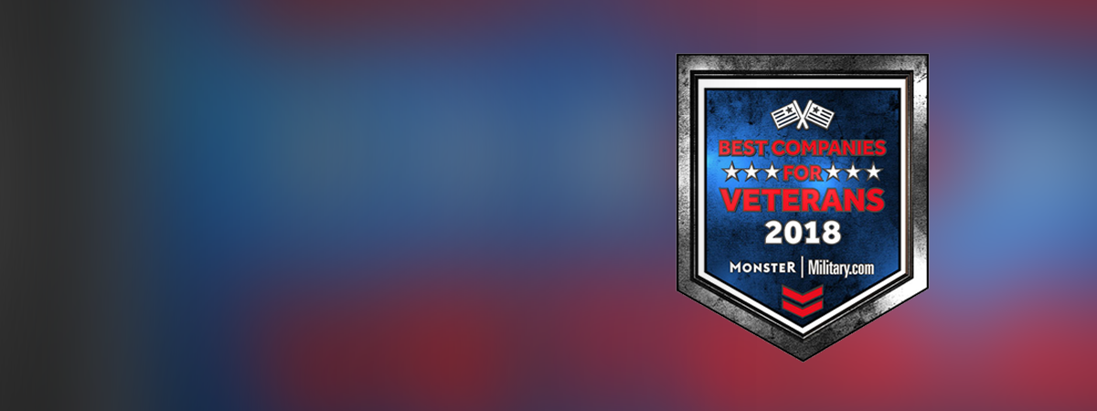 CBP Recognized as One of the Best Companies for Veterans by Monster.com