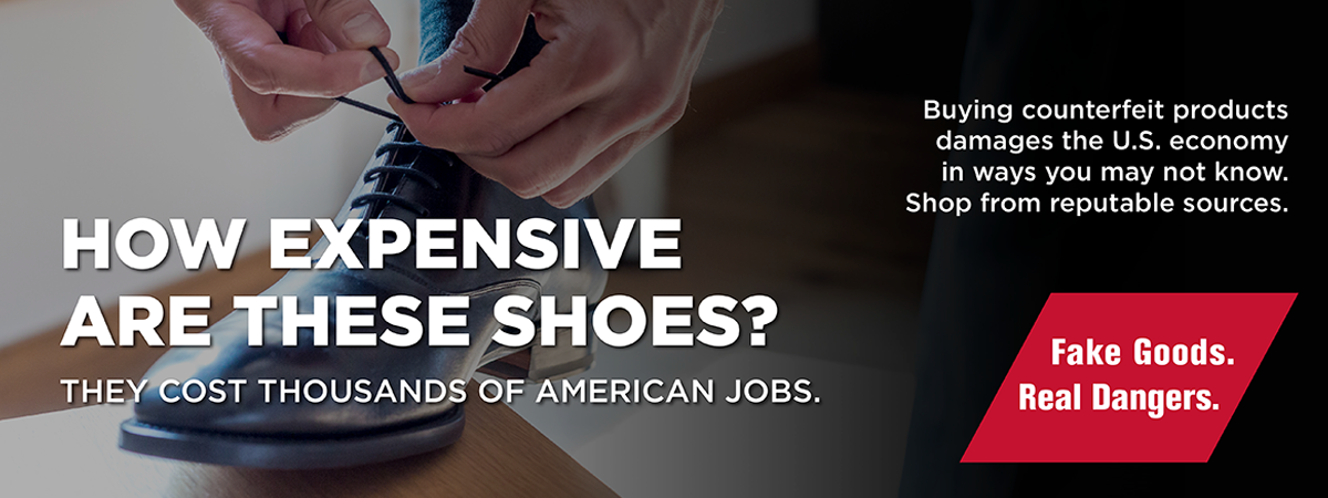 How Expensive Are Those Shoes? They Cost Thousands of American Jobs