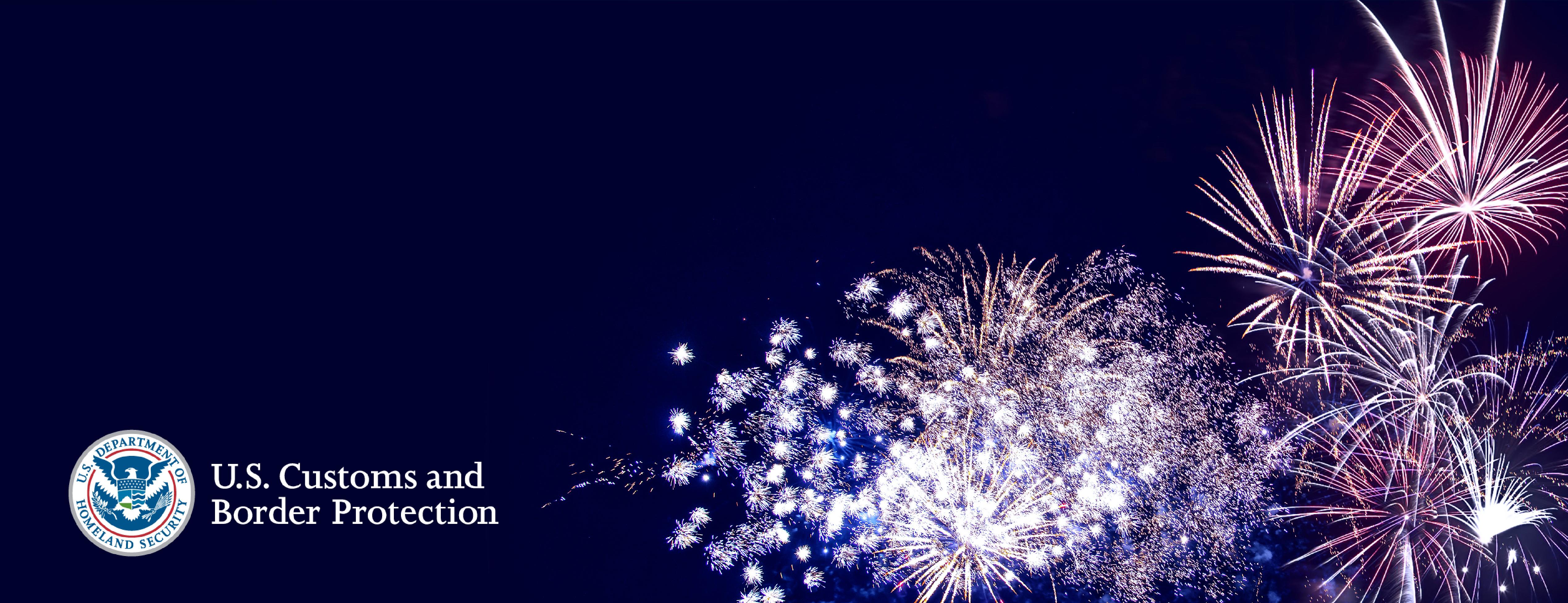 firework banner