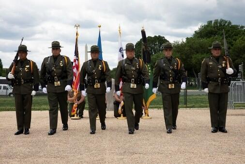 CBP Teams Take Top Honors in Ceremonial Competitions | U S