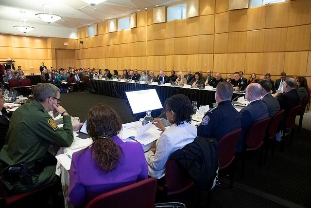 The COAC, an advisory committee established by Congress, is comprised of 20 appointed members from the international trade community. On February 27, 2019, committee members convened at the Ronald Reagan Building in Washington, D.C.