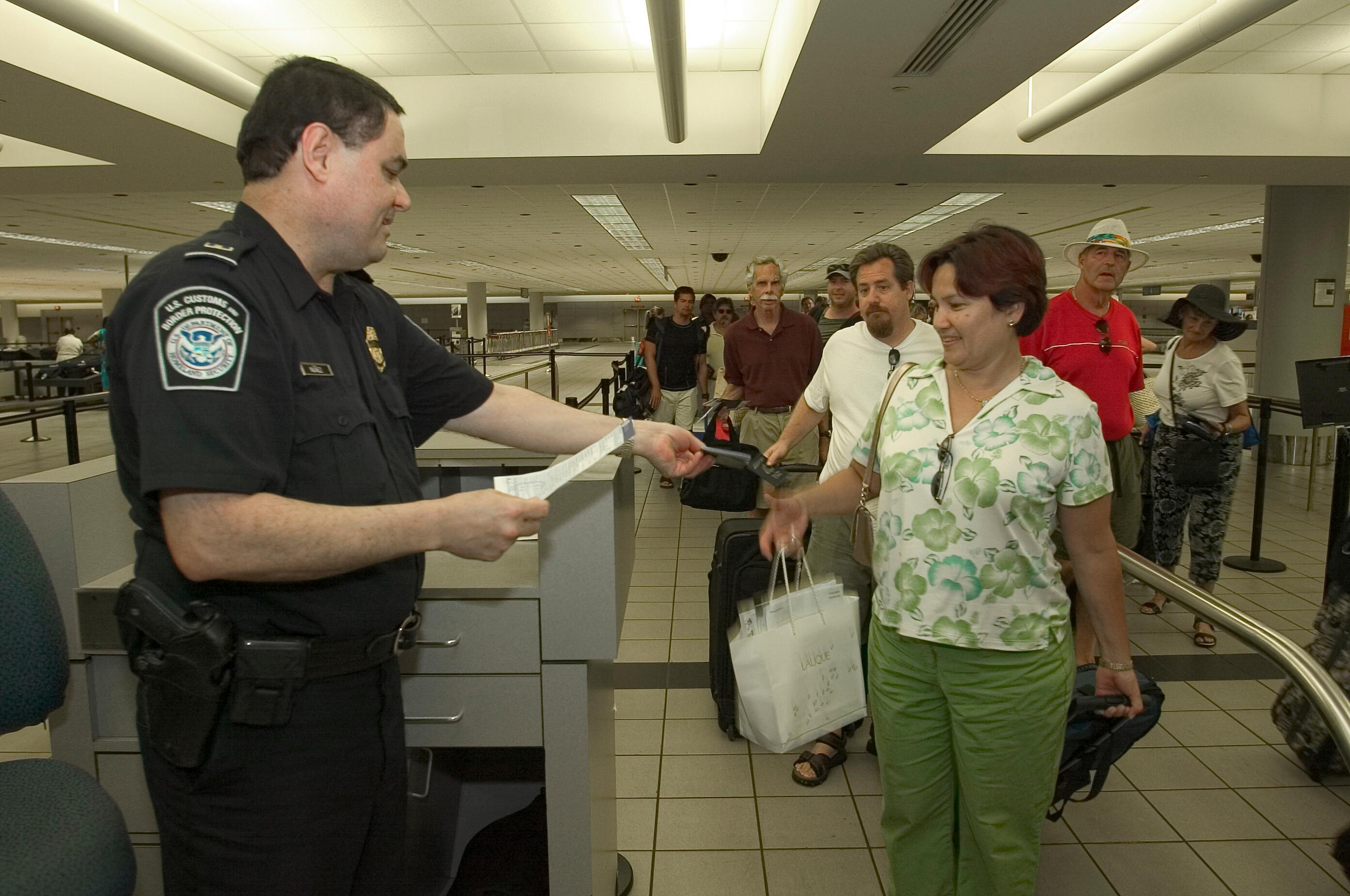 Airports U S Customs And Border Protection