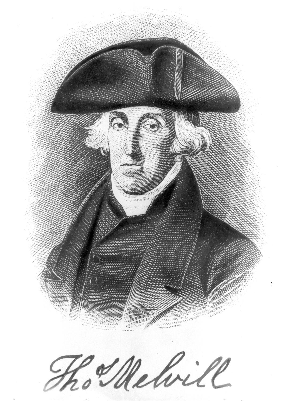 Maj. Thomas Melvill (1751-1832)