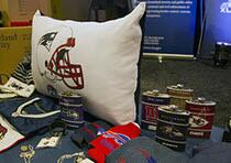 Counterfeit NFL Apparel