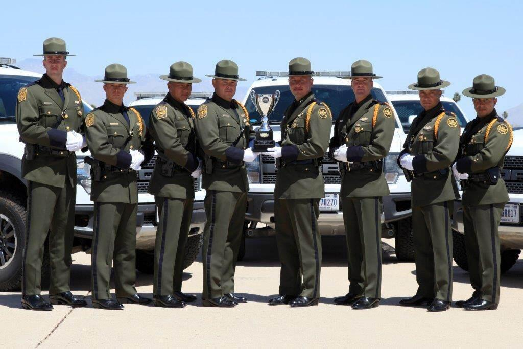 Tucson Sector Border Patrol Honor Guard Drill Team | U.S ...