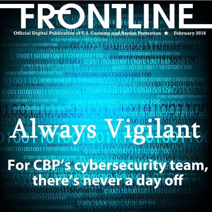 CBP Cybersecurity