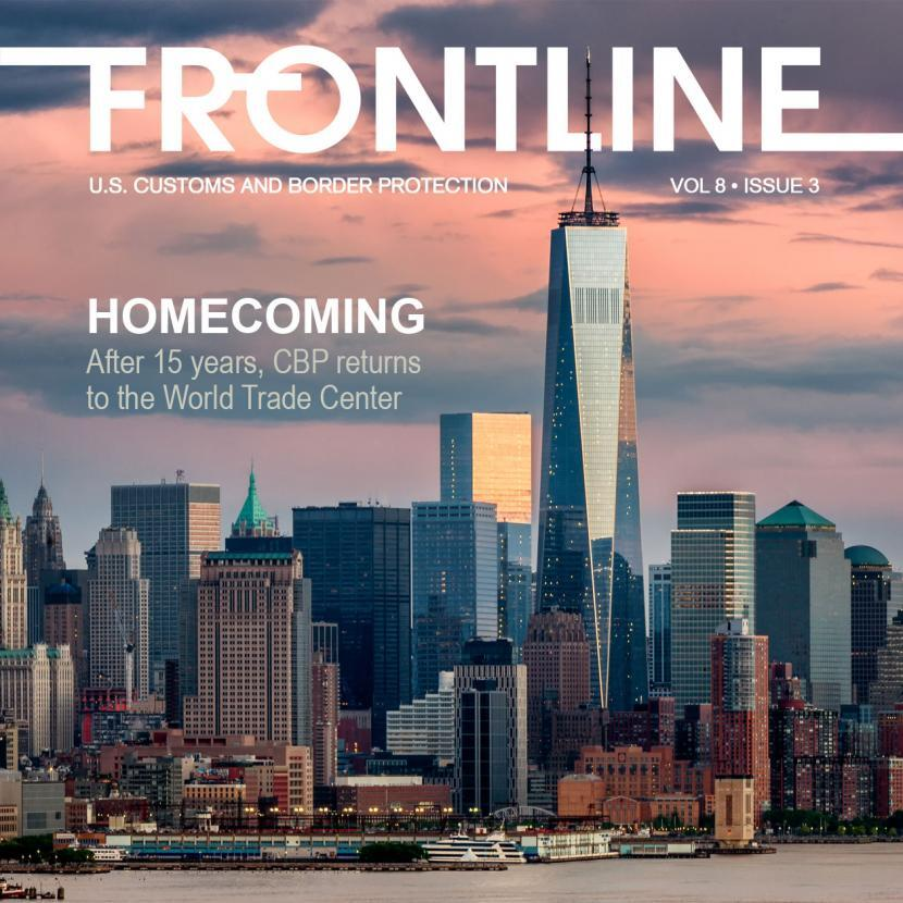 Frontline Magazine Volume 8 Issue 3