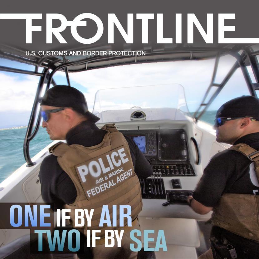 Air and Marine Operations - Marine Unit