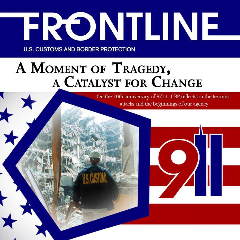Frontline 9-11 Anniversary Article