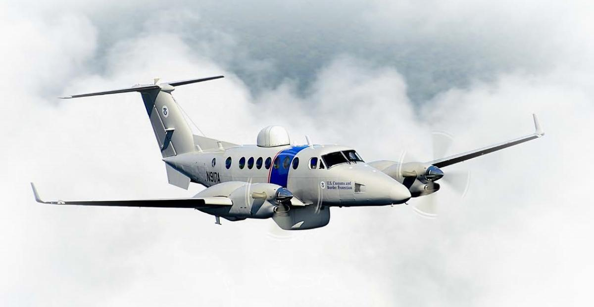 Super King Air 350ER