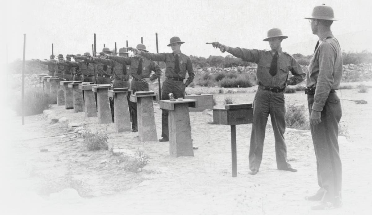 Border Patrol 1930