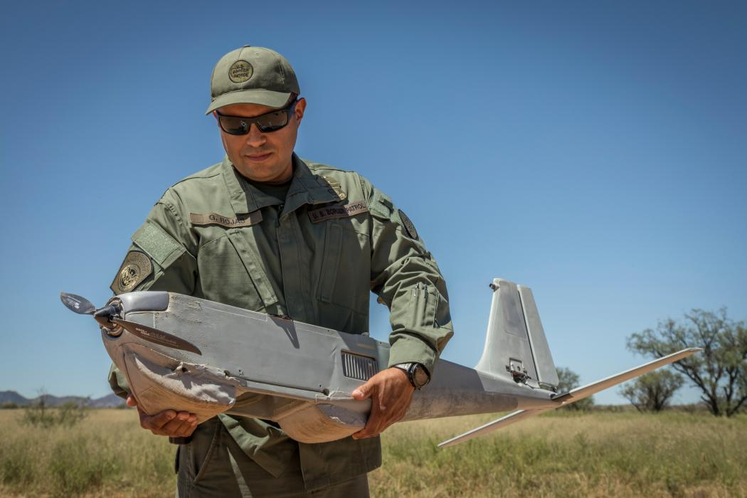 Taking to the Air Small, unmanned aircraft extend Border Patrol's reach
