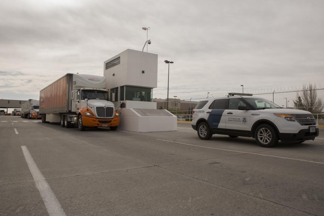 U.S and Mexico United in Cargo Processing