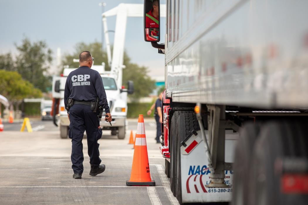 Non Intrusive Inspections in Miami FL