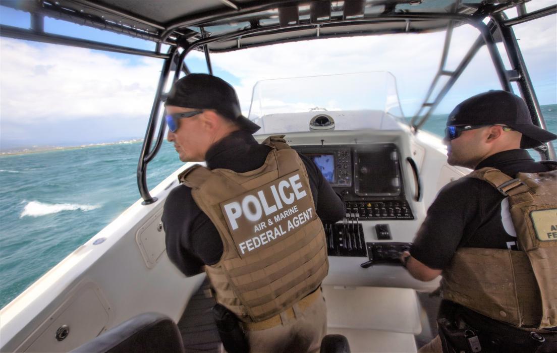 Marine Interdiction Agents