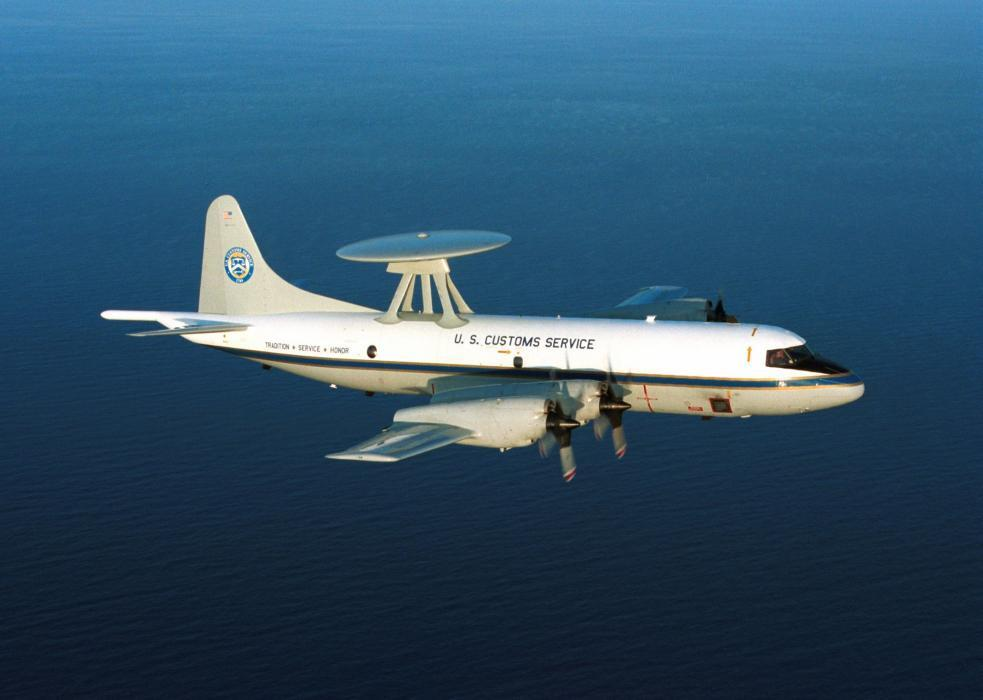 Legacy U.S. Customs P-3