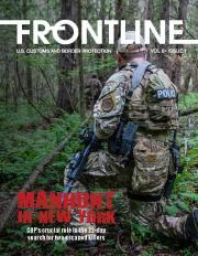Vol. 8, Issue 1 Frontline Cover