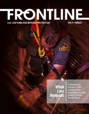 Vol. 7, Issue 1 Frontline Cover