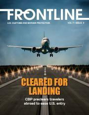 Vol. 7, Issue 2 Frontline Cover