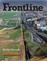 Frontline Magazine, Vol. 1, Issue 1