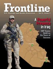 Frontline Magazine, Vol. 5, Issue 1
