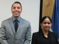 CBP Officers sworn in at San Diego, CA in February 2020