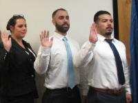 CBP Officers sworn in at San Diego, CA in January 2020