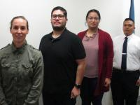 Four CBP Officers Sworn in at San Diego Field Office