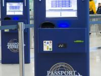 Automated Passport Control Kiosk