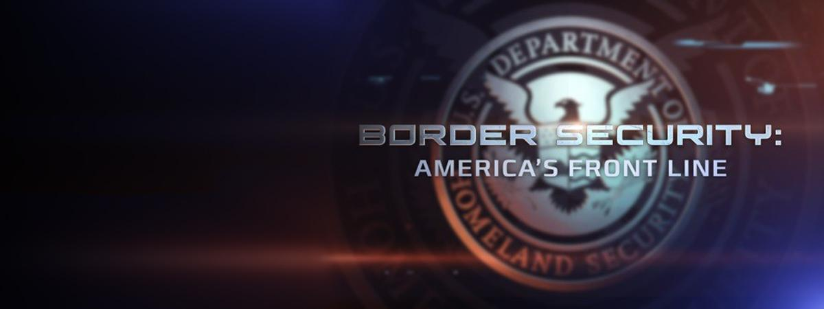 Border Security: America's Frontline logo