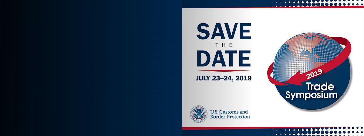 2019 trade symposium dates