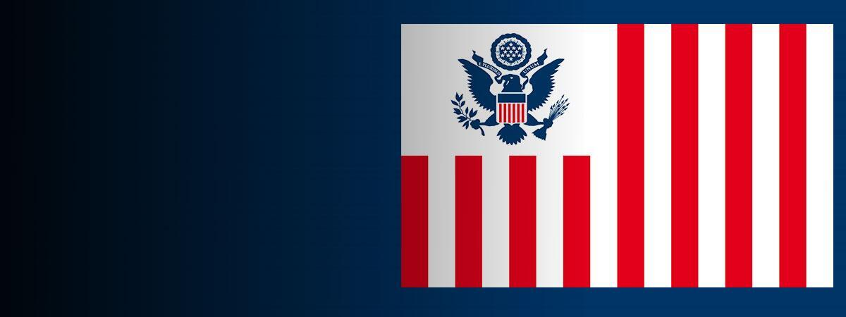 U.S Customs and Border Protection Ensign