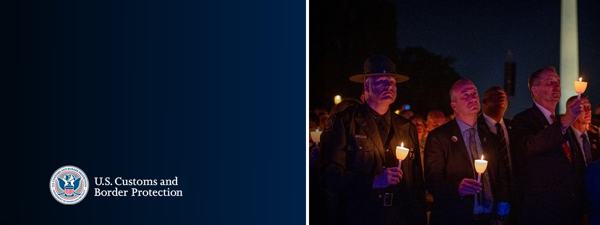 Candlelight Vigil Ceremony Remembers Fallen Heroes
