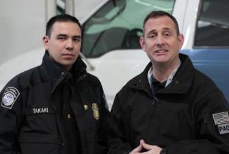 CBP officer Kris Grogan