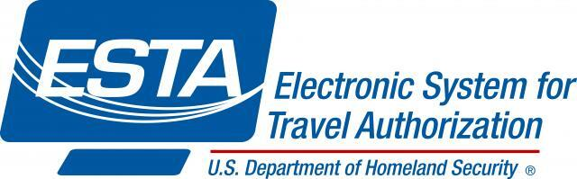 ESTA logo. CBP announces additional enhancements to the electronic system for travel authorization