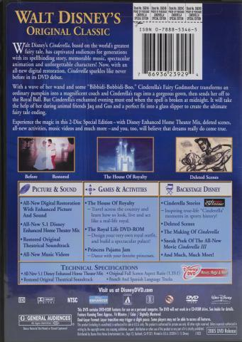 Real back cover