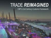 Photo of port - poster for Trade Reimagined video