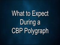 Polygraph expectations