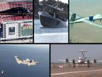 Photo of Air and Marine assets