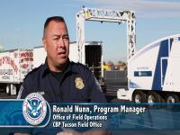 Photo of OFO Program Manager Ronald Nunn