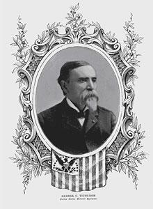 George C. Tichenor, U.S. General Appraiser 1890.