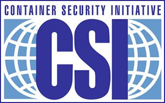 Container Security Initiative Logo